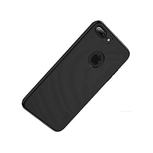 best sneakers c63a3 ca74a 360 Degree Case Cover For iPhone 8 Plus - Black