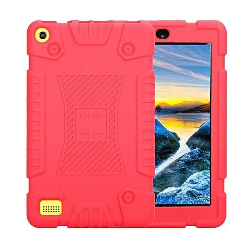 Hiamok For Amazon Kindle Fire 7 2018/2017/2015 Universal Case Soft Silicone