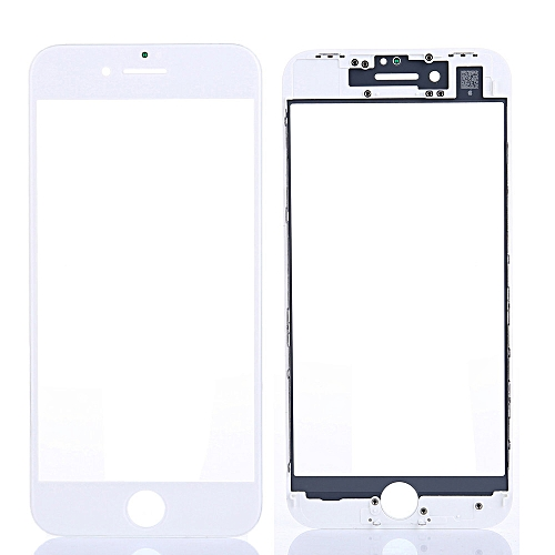 Hiamok Replacement Outer Glass Panel External Screen For IPhone 8 4 7 Inch