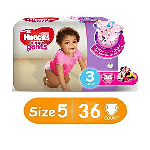 089137a23d4 Buy Huggies Huggies Pants Size 3 Carry - 36 pcs online   Jumia Uganda
