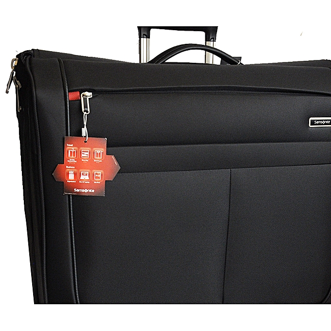 7da979ba06f6 Samsonite Synconn Garment Bag - Black