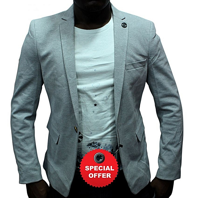 Office And Casual Men's Blazer