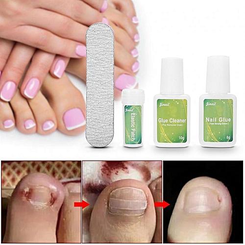 Buy Generic 5Pcs Professional Pedicure Tool Set Toe Nail Trimer Ingrown Toenail Correcction Fixer Foot Care online | Jumia Uganda