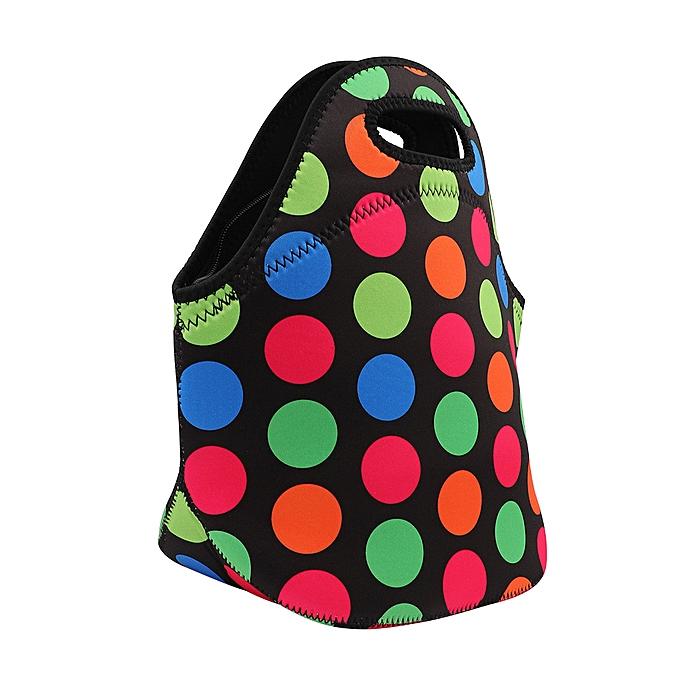 bd557bcf8 Neoprene thermal lunchbox lancheira bolsa de franja thermal bag bolsa  termica lu