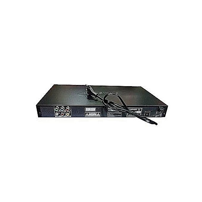 Samsung Full HD DVD Player DVD-268 - Light Black