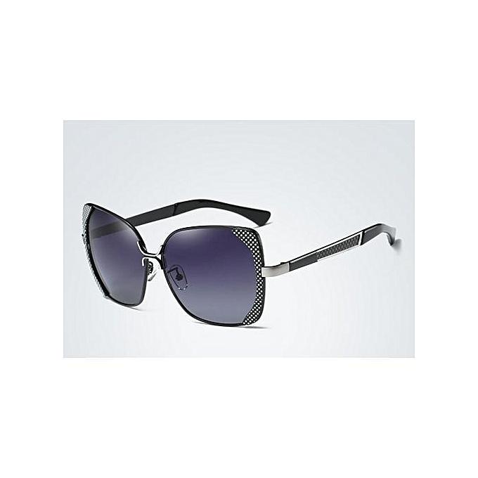 2c9429292b1c Buy FASHION Refined Women's Polarized Sunglasses Classic Box Driving ...