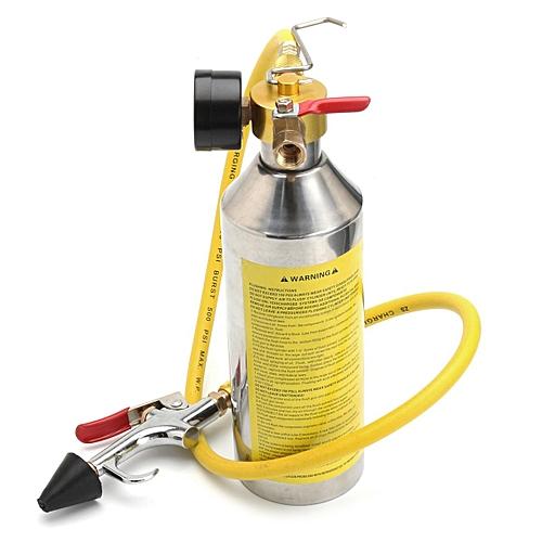 A/C Flush Kits Canister Clean Tool Set R134a R12 R22 R410a R404a