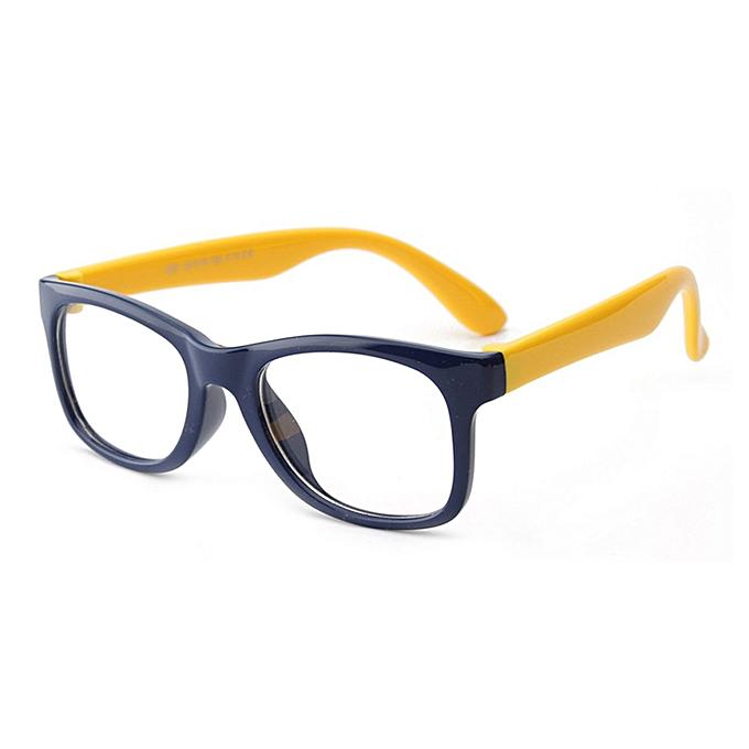 4dfdceaba5e9 Buy FASHION Children's Eyeglasses Frame Silicone Glasses Kids ...