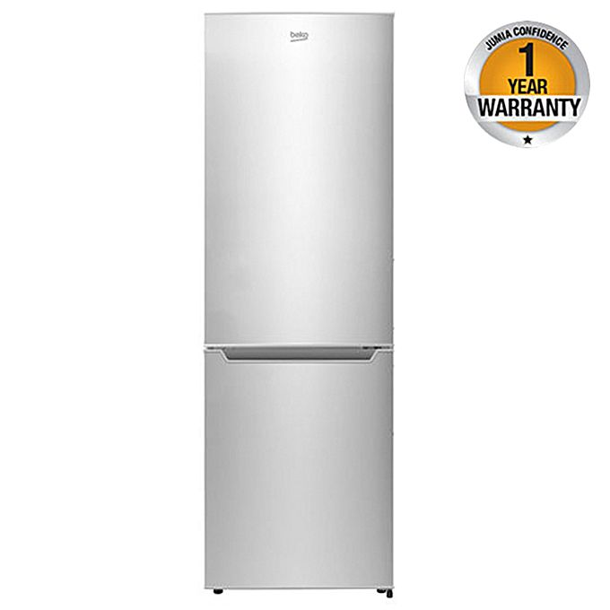 D50158 beko refrigerator 190l tmf silver jumia uganda for Aaina beauty salon electronic city