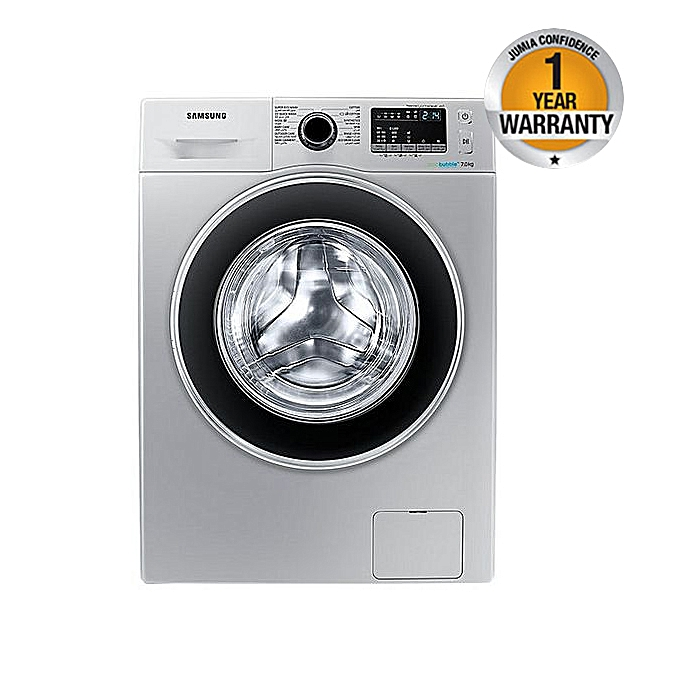 Samsung ww70j4260gs 7kg front load washing machine for Aaina beauty salon electronic city
