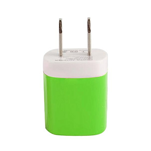Hiamok USB Power Adapter US Plug Wall Travel Charger for iphone for Samsung  for LG G5