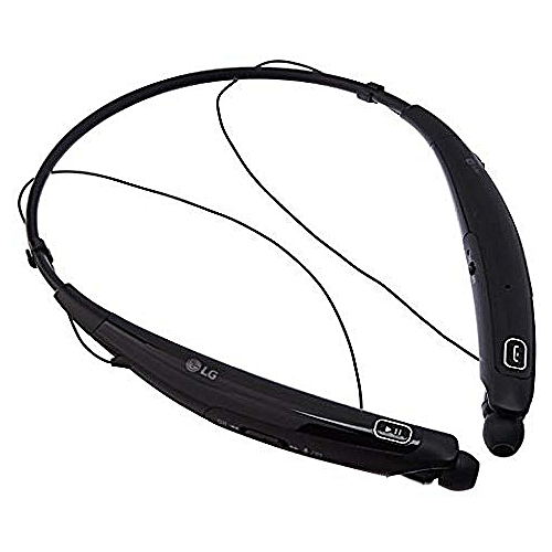 aeca6159a68 Buy LG LG TONE PRO Neckband Bluetooth Earphones - Black online | Jumia  Uganda