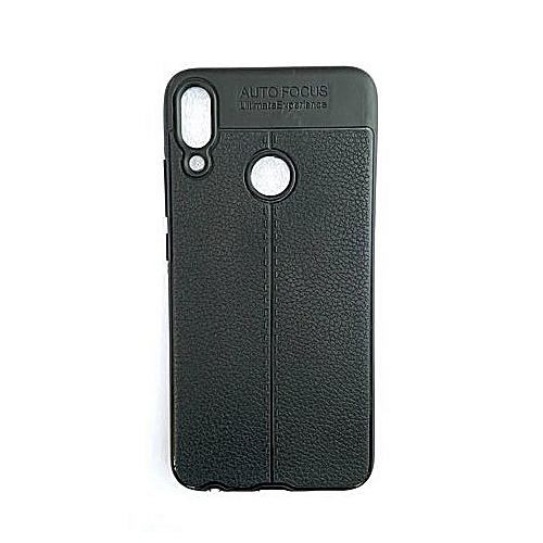 8762d94183 Buy White Label Tecno Camon 11 Phone Back Cover - Black online   Jumia  Uganda