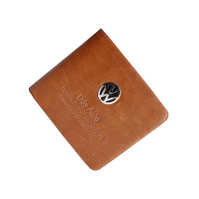 Buy New Men's Leather Wallet