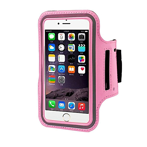 hot sale online 0b64b 110a9 Hiamok Armband Gym Running Sport Arm Band Cover Case For iphone 8 Plus 5.5  inch PK