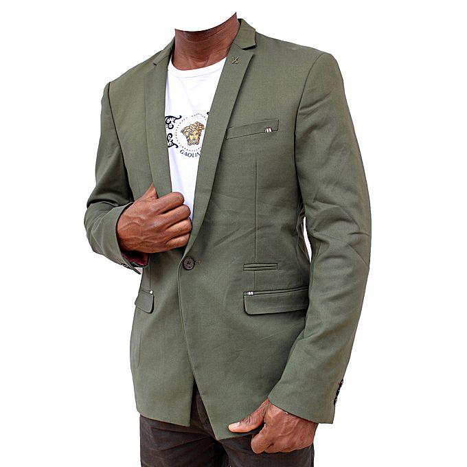 Blazers Jumia: Plain Men's Blazer