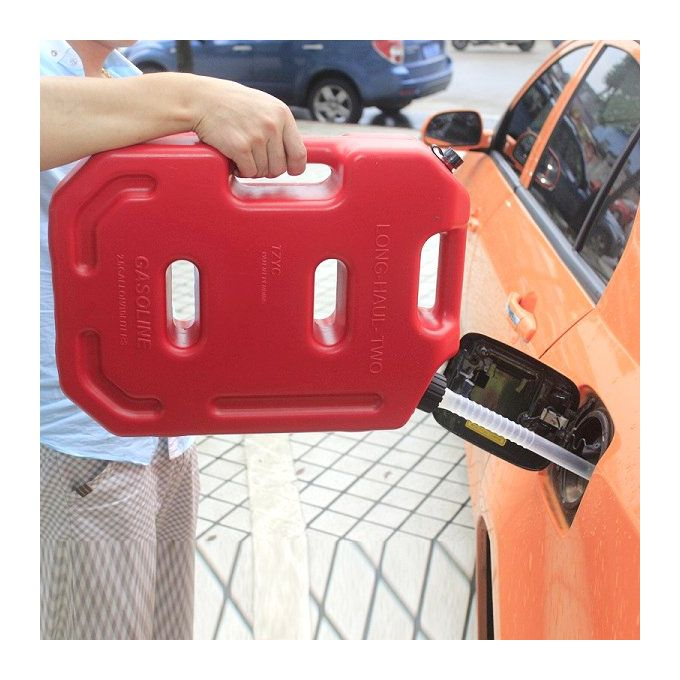 3L/5L/10L Gasoline Diesel Fuel Tank Can For Off Road Car ATV Motorcycle  Tricycle For Long-Haul -10L