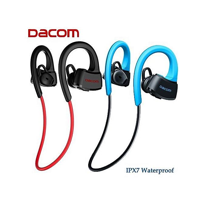 9a9747b0e0f Wireless Earphones P10 Bluetooth Headset IPX7 Waterproof Sport Headphone  For Swimming(Blue)