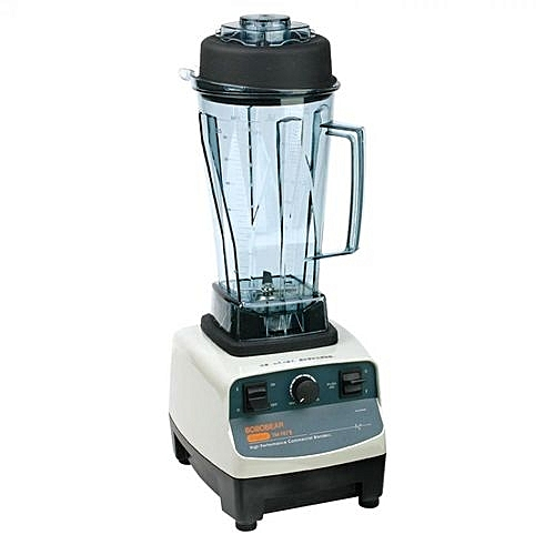 Industrial Kitchen Blender: - Commercial Blender