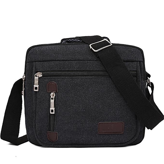 f8aa0300dc3a Men Bag Vintage Business Messenger Bags Shoulder Crossbody Bag Men Male Bag  BK