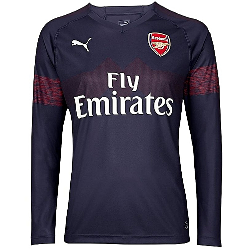 6e42ac960 Generic Replica Arsenal FC 2018 19 away jersey
