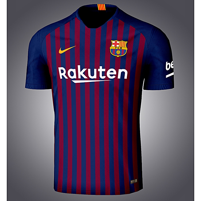 Generic Replica Barcelona FC 2018 19 short sleeve jersey dbcccbdd4