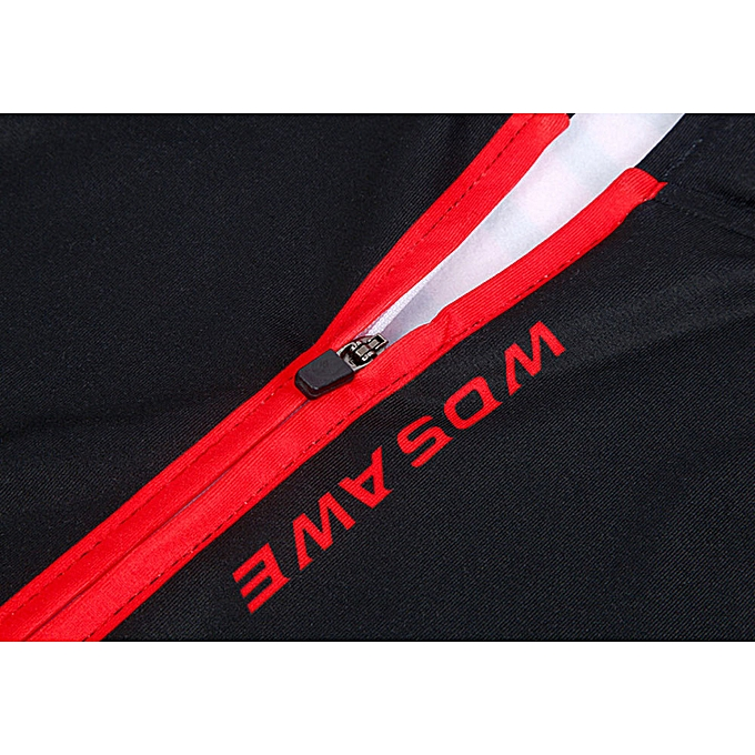 e7e840b43 WOSAWE Winter Warm Fleece Running Fitness Excercise Cycling Bike Bicycle  Outdoor Sports Clothing Jacket Wind Coat Long Sleeve Jersey