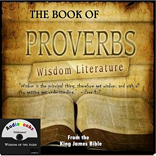 The Book Of Proverbs, From The Holy Bible, Audio-Book