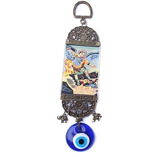 Buy Generic Turkish Blue Evil Eye Amulet Wall Hanging Home