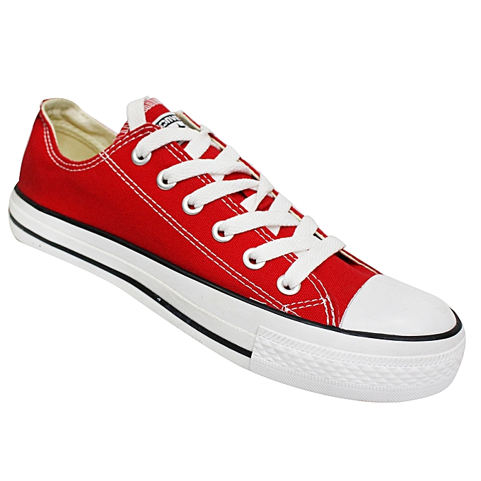 24d0e89ac3e7 Chuck Taylor All Star Low Top Converse - Red