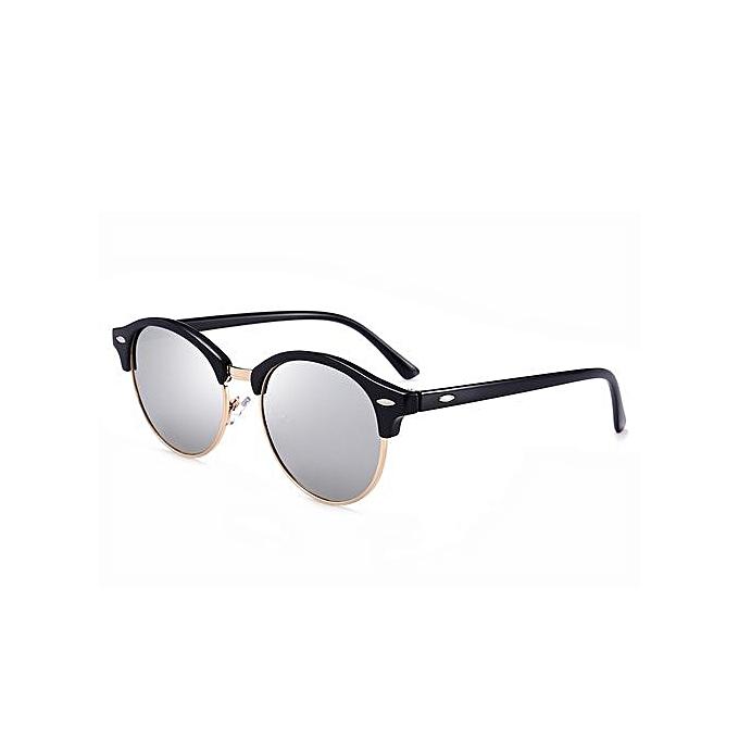 84c87fbaf347 Refined Fashion Driving Mirror / Polarizer / Men's Fishing Glasses Fashion  Hiking Sunglasses-sliver Gray