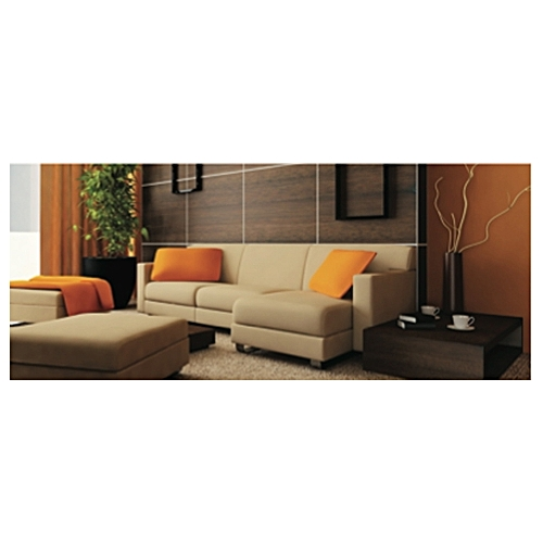 Sofa Sets In Uganda: - Broadway Sectional Sofa & Recliner Chair