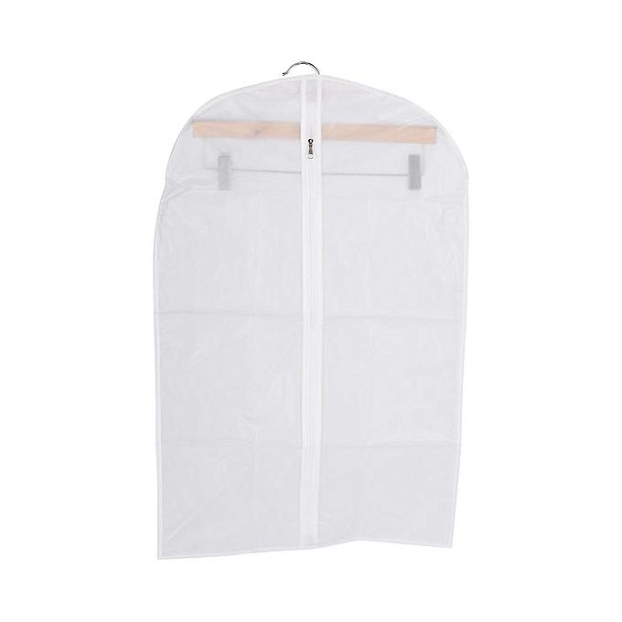 3f168dde0ac8 Coat Clothes Jacket Suit Dress Garment Storage Travel Dustproof Cover Bag  Size S