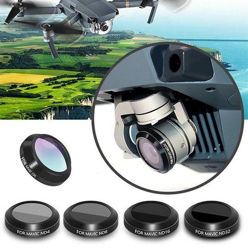 MC UV HD Thin Camera Lens Filters For DJI MAVIC Pro Drone
