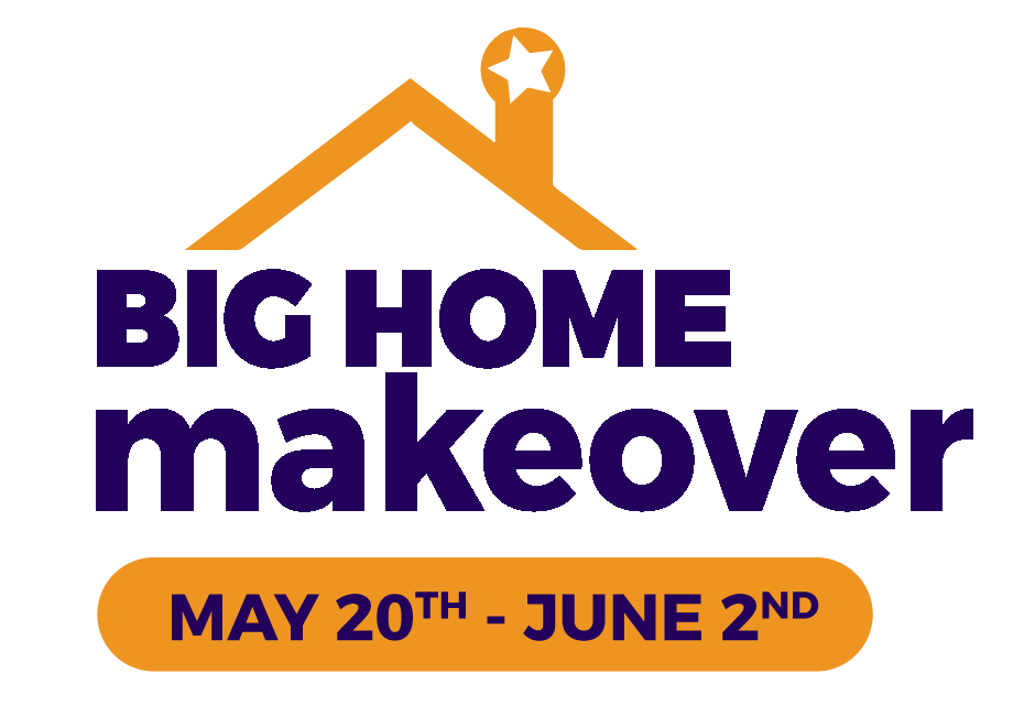 BIG HOME MAKEOVER