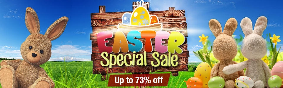 Easter-sales 2014 - Find any gift you want to give