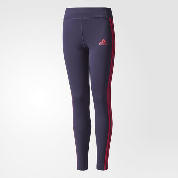 Youth Training Gear Up 3 Stripes Tight Blue CE6021