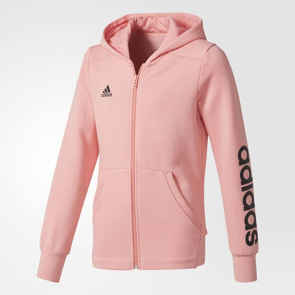 Youth Essentials 3-Stripes Mid Hoodie Tacros CF1693