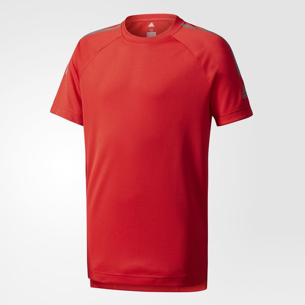 Training Cool Tee Red CE5805