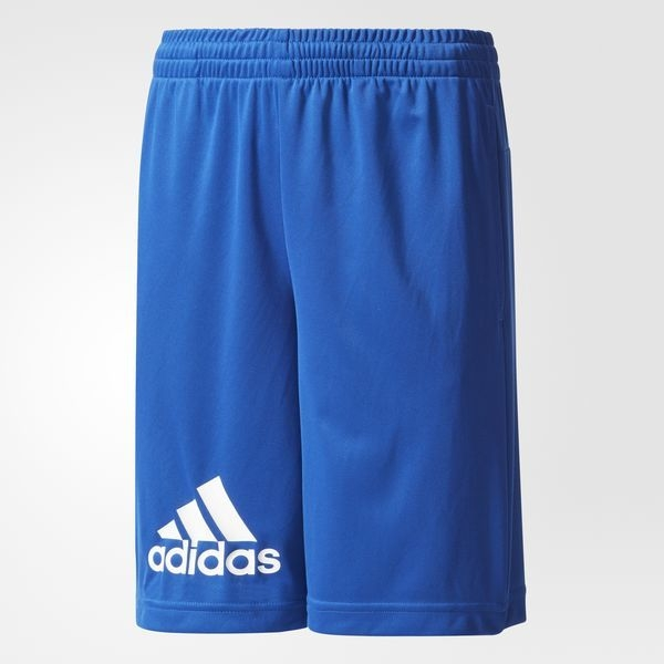Youth Training Gear Up Knit Short Blue CE5763