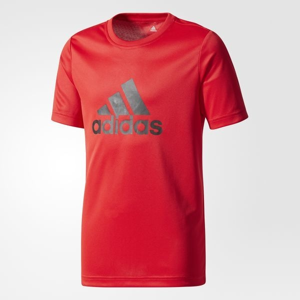 Training Gear Up Tee Red CE5758