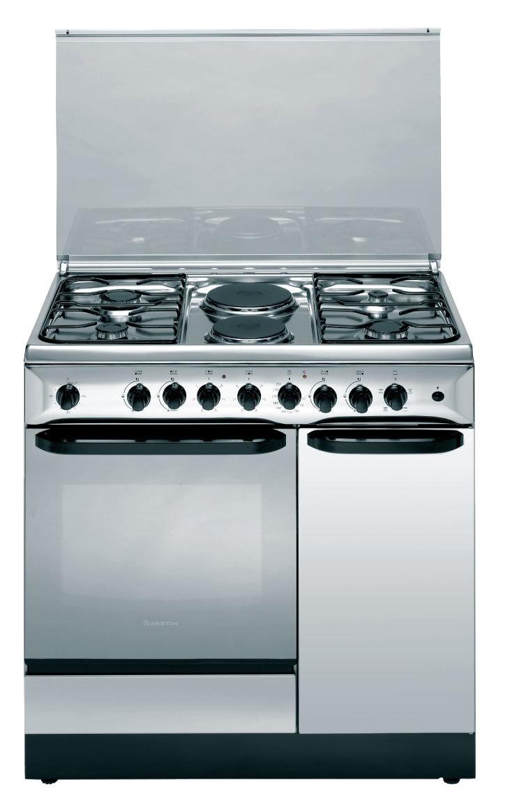 Buy Ariston Ariston C911 N1 (X)/S - 4 Gas + 2 Electric Combination ...