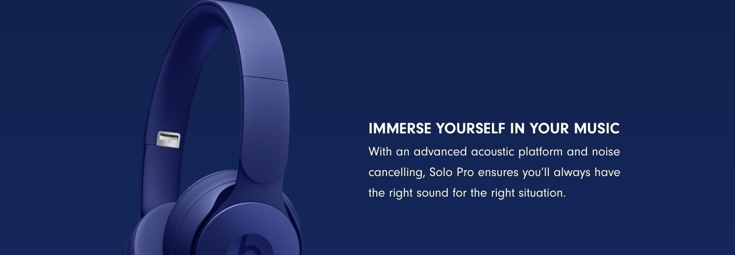 Immerse Yourself in Your Music