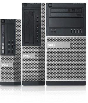 OptiPlex 3010 Desktops