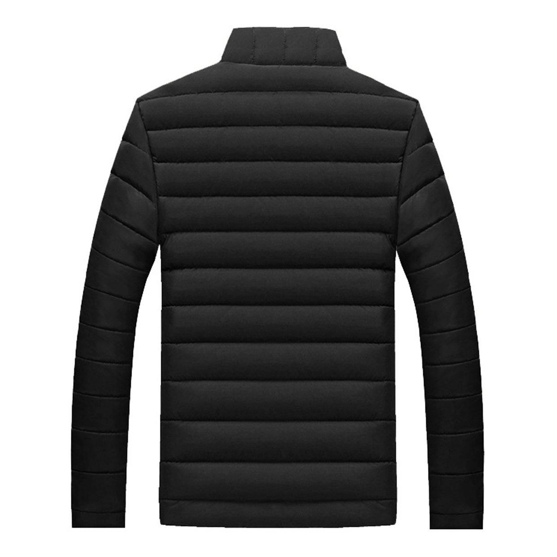 16d4ac1b3 Buy Fashion Fashion Stand Collar Winter Men Jacket Cotton Thicken ...