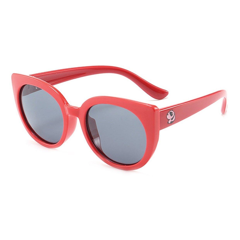 60f079bc12a9 Buy FASHION KBT1876 Polarized Silicone Sunglasses Anti-UV Kids ...