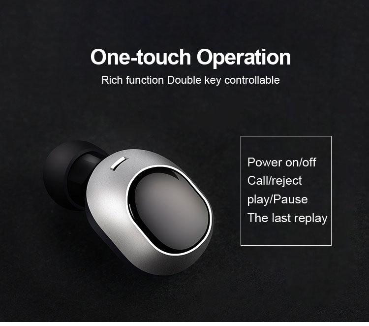 6 wireless earbuds