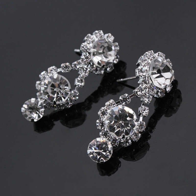 Buy Generic Stylish Romantic Diamond Wedding Necklace
