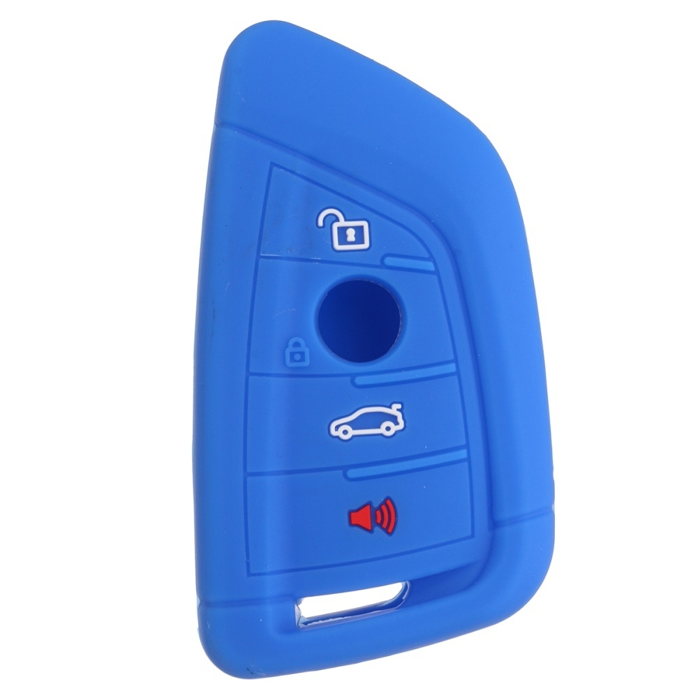 d45a8a54d81 Specification: Model Number: 593908. Product Name:Key Case Surface Finish:  Smooth Material: Silicone Size:8.3x4.6x1.6cm. Color:dark blue. Condition:  New