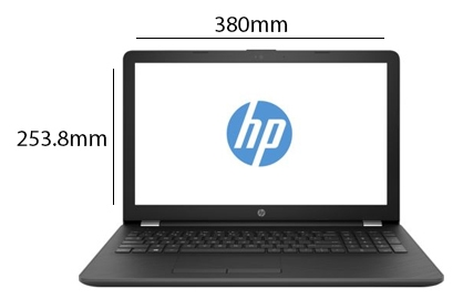 HP laptop - Physical Features